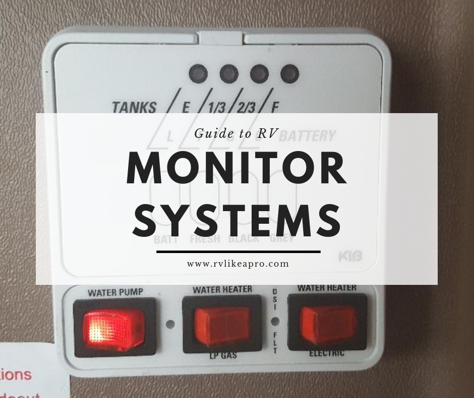 RV Monitor System functions  | RV Like a Pro