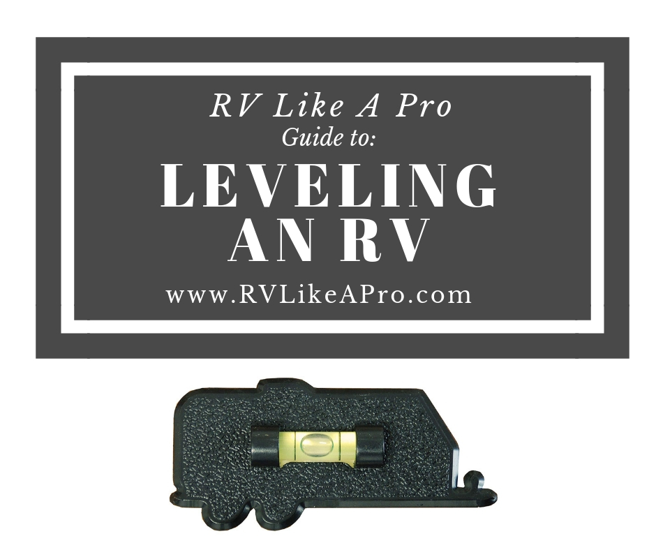 How to level an RV  | RV Like a Pro